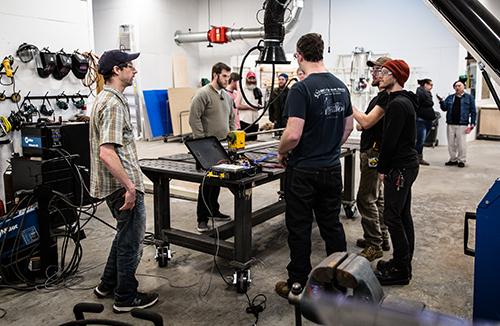 UNC Asheville Maker Space