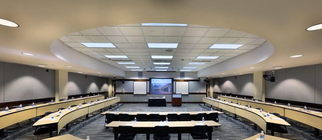 Friday Center meeting room