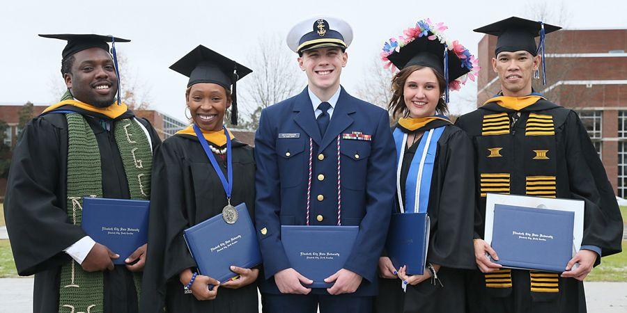 ECSU Graduates