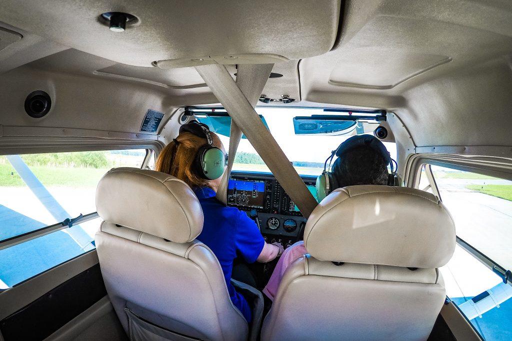 Aviation Cockpit