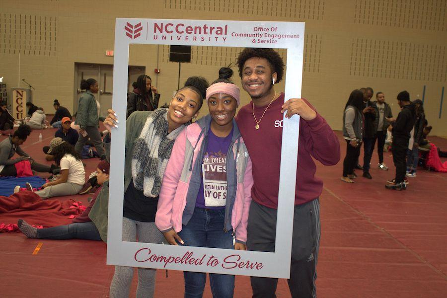 NCCU Students