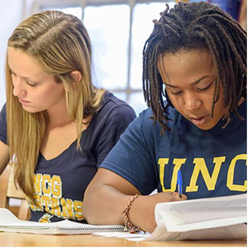 UNCG RECEIVES $1.2 MILLION FOR STUDENT MENTORING, CLASSROOM MODERNIZATION
