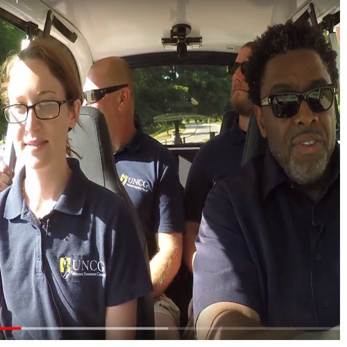 Just SayinG: A campus tour with UNCG vets
