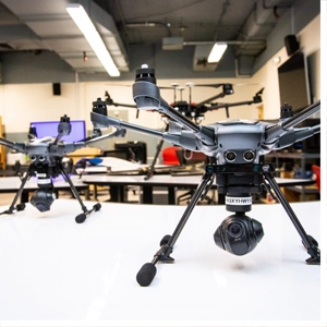 ECSU and Sinclair Sign MOU to Promote Unmanned Aircraft Systems Training and Research