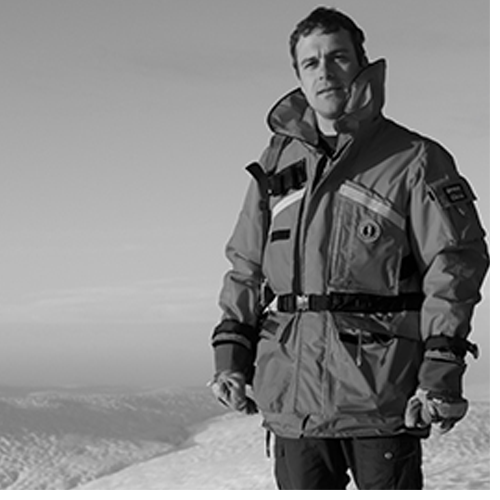 UNCW Assistant Professor Till Wagner to Lead Collaborative Research on Icebergs and Climate