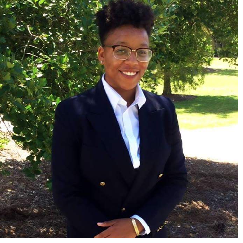 Fayetteville State University's (FSU) Adrianna Seeney was chosen as this year's Grand Prize Winner during the 2018 Central Intercollegiate Athletic Association (CIAA) Scholarship Essay Contest