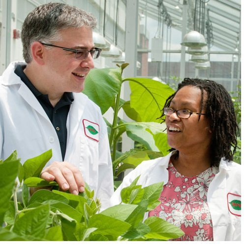 Agriculture built North Carolina. The Plant Sciences Initiative will keep it growing.