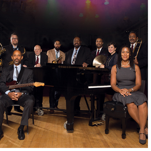 The Jazz Studies Program is under the leadership of saxophonist/flutist Ira Wiggins, Ph.D., and offers curricula leading to the Bachelor of Music and Master of Music degrees in jazz.
