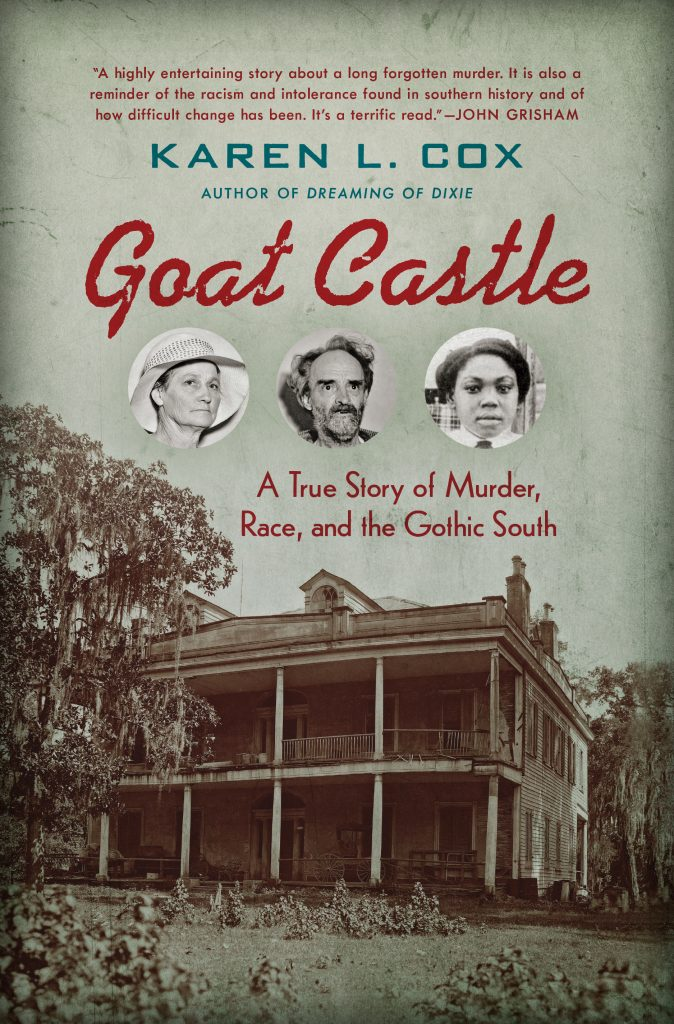Book cover for Goat Castle