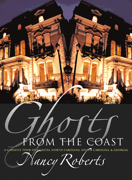 Book cover for Ghosts from the Coast