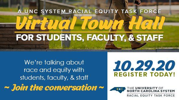 Virtual Town Hall Invitation